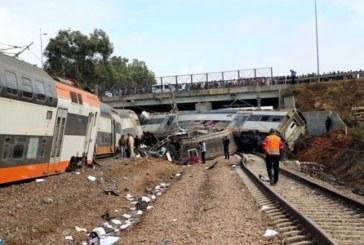 Déraillement du train à Bouknadel: un excès de vitesse en cause selon le procureur