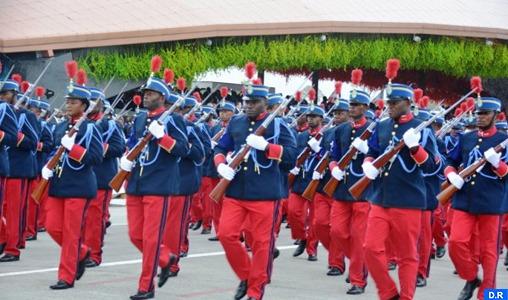 Bourita et l'Inspecteur Général des FAR participent à la commémoration du cinquantenaire de l'indépendance de la Guinée Equatoriale