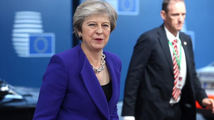 Brexit : Londres n'exclut pas une prolongation de la période de transition