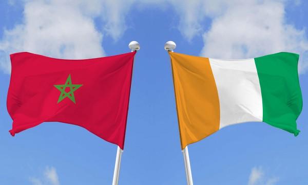 """Au delà des relations économiques, le Maroc et la Côte d'Ivoire entretiennent de """"forts liens culturels"""""""