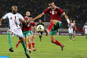 Eliminatoires CAN-2019 (Gr.B/4è journée.): Match nul du Maroc face aux Comores (2-2)