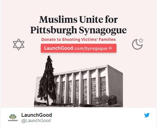 Des musulmans américains récoltent des fonds pour les victimes de l'attaque de Pittsburgh