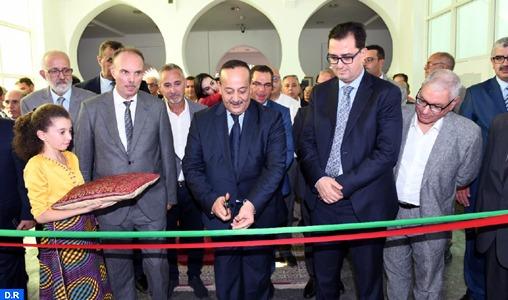 Inauguration de la deuxième tranche du Centre d'art moderne de Tétouan