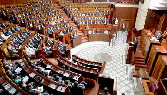 Chambre des conseillers: élection des membres du bureau et des présidents des commissions permanentes