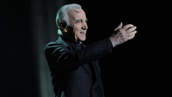Décès de la légende de la chanson française Charles Aznavour