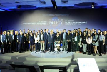 Clôture à Rabat de la 11ème édition de la World Policy Conference