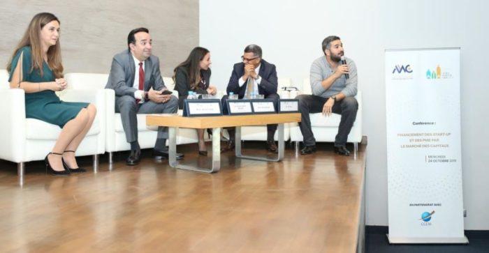 La CGEM et l'AMMC exposent sur « Le financement des start-ups et des PME par le marché des capitaux »