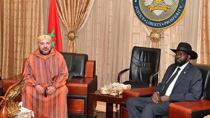 Coopération fructueuse et enrichissante entre le Maroc et le Soudan du Sud