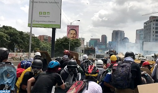 Crimes contre l'humanité: Le parlement vénézuélien soutient les enquêtes internationales