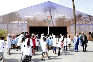 2ème édition des Journées portes ouvertes de la DGSN: Plus de 260.000 visiteurs