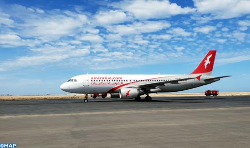 Air Arabia inaugure ses premiers vols internes au départ d'Agadir