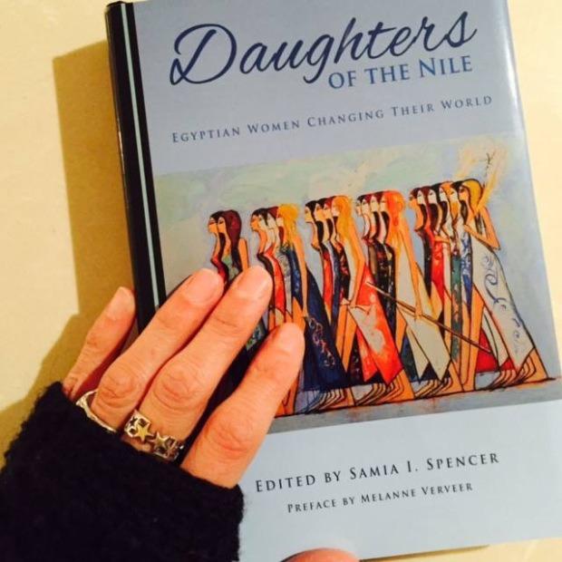 """Livres: """"Daughters of the Nile: Egyptian women changing their world"""" présenté à Al Akhawayn le 24 octobre"""