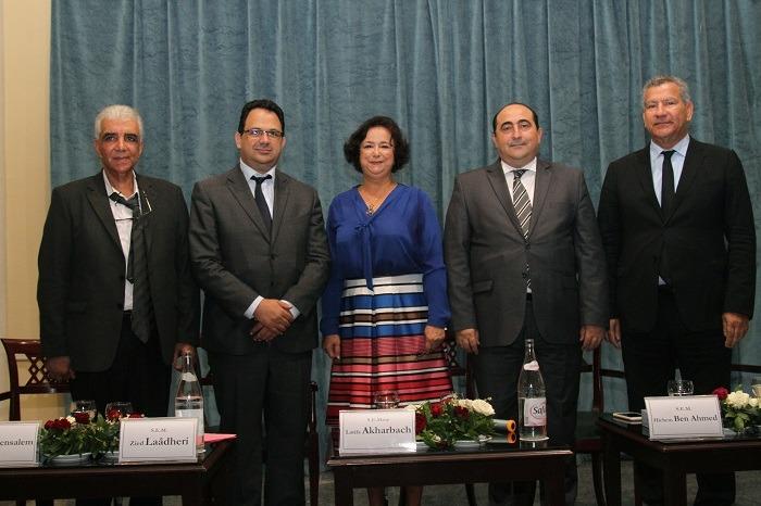 Des opérateurs économiques marocains et tunisiens