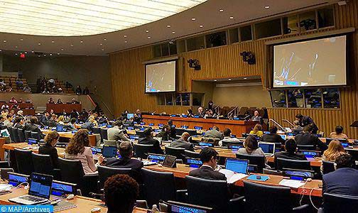 """4è Commission: Les Emirats réaffirment leur position """"constante en faveur de l'intégrité territoriale du Maroc"""""""