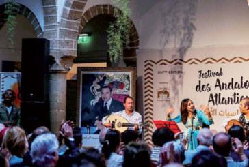 15è Andalousies Atlantiques : Quand Essaouira convie, côte-à-côte, Hajja Hamdaouia et Raymonde El Bidaouia