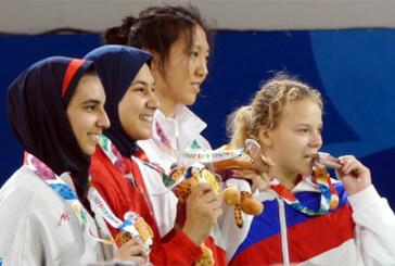 JOJ 2018/Taekwondo: Fatima Zahra Abou Fares offre au Maroc sa première médaille d'or