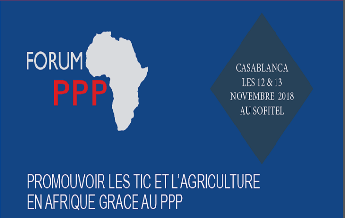 Casablanca accueille la 2è édition du Forum PPP Afrique les 12 et 13 novembre