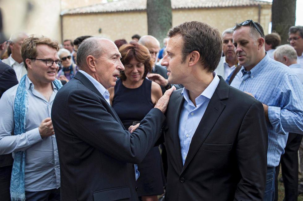 Collomb arrache sa démission en forçant la main de Macron