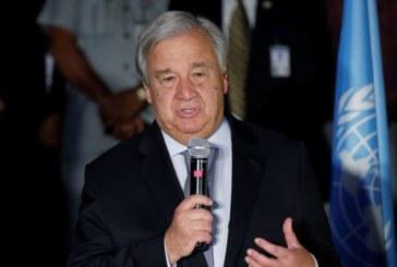 Sahara : Guterres demande à l'ONU de prolonger d'un an la Minurso