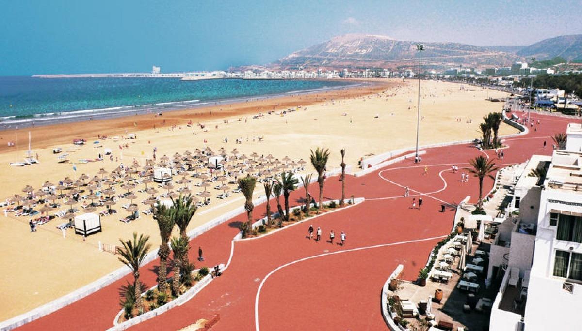 Rapport 2017: le tourisme campe à 8,3% selon le HCP