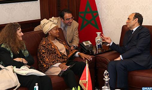 L'Afrique du sud déterminée à jeter des ponts de rapprochement avec le Maroc