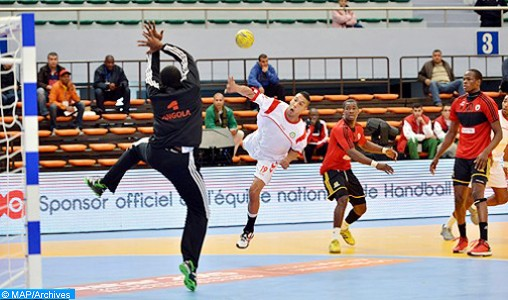 Handball : Le Maroc hôte de la CAN-2022