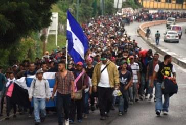 Des milliers de Honduriens fuient la misère et se dirigent vers les Etats-Unis
