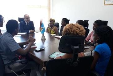 Sainte Lucie: les étudiants bénéficiaires de la bourse du Maroc reçus par l'Ambassadeur