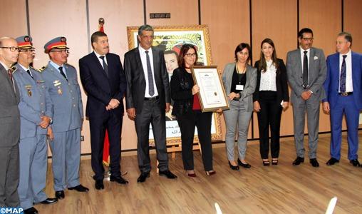 Le laboratoire de police scientifique de la DGSN reçoit la certification qualité ISO 17025