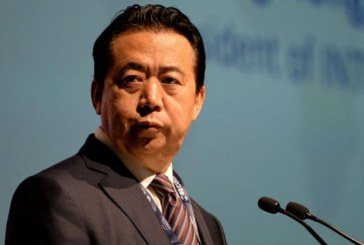 Interpol annonce avoir reçu la démission de son président chinois