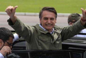 Jair Bolsonaro élu nouveau président du Brésil