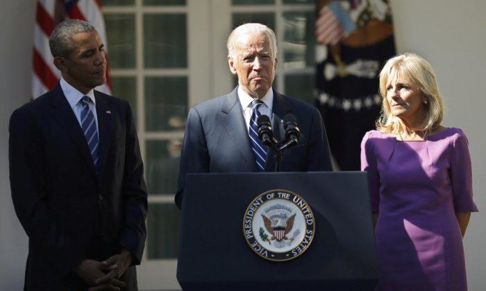 Deux colis piégés envoyés à l'ancien vice-président américain Joe Biden
