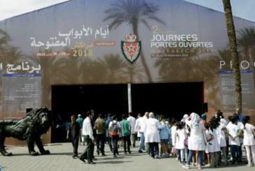 Clôture à Marrakech de la 2è édition des Journées Portes Ouvertes de la DGSN