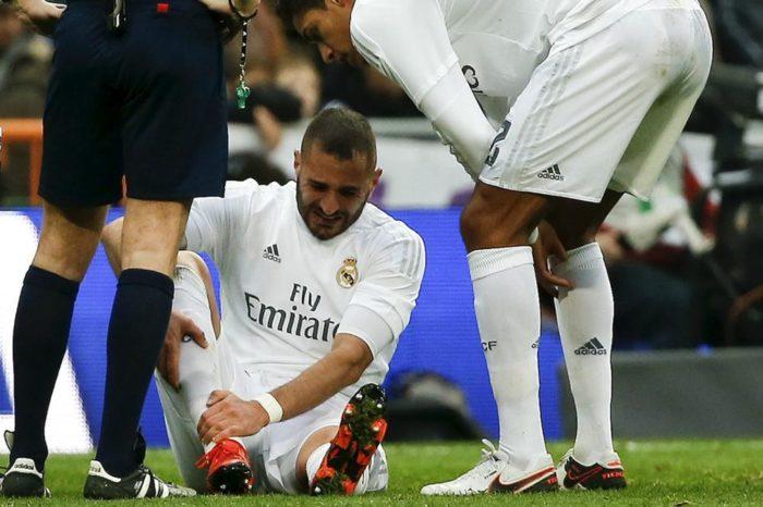 Football: Blessé contre Alavés, Benzema pourrait être absent pour quelques semaines