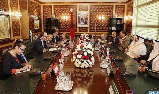 Un responsable koweïtien se félicite des relations de fraternité solides entre le Koweït et le Maroc