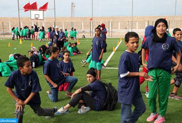 Un journal canarien met en avant le développement des infrastructures sportives à Laâyoune