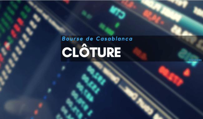 Clôture: La Bourse de Casablanca dans le rouge