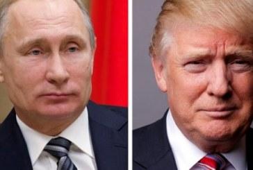 La Russie condamne le retrait de Washington du traité nucléaire bilatéral