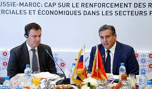 L'agriculture représente 77 pc des exportations marocaines vers la Russie
