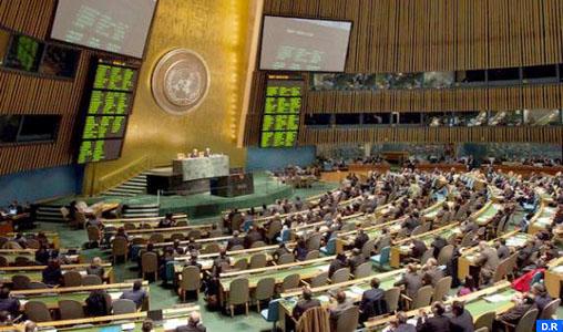 Le Burkina Faso réaffirme à l'ONU son soutien à l'initiative marocaine d'autonomie