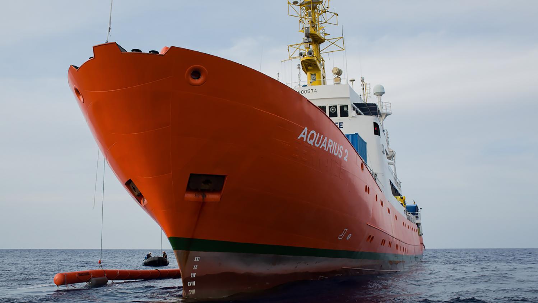 Le siège de SOS Méditerranée