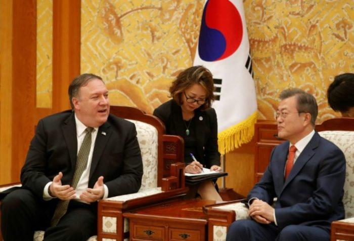 Les Etats-Unis et la Corée du Nord