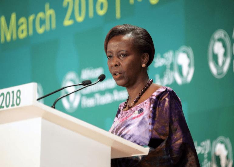 La Francophonie désigne à sa tête la Rwandaise Louise Mushikiwabo