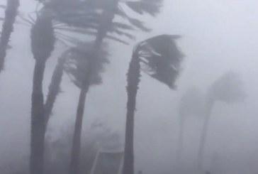 USA: L'ouragan majeur Michael touche terre en Floride