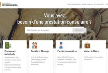 """Présentation à Rabat du nouveau portail """"consulat.ma"""" dédié aux MRE"""