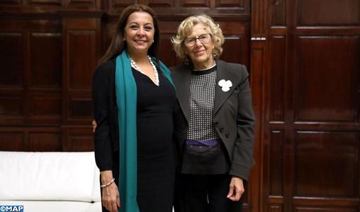 Examen à Madrid des moyens de renforcer la coopération décentralisée maroco-espagnole