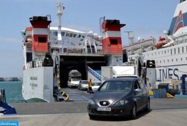 Tanger Med: avortement de plusieurs opérations de trafic de produits de luxe