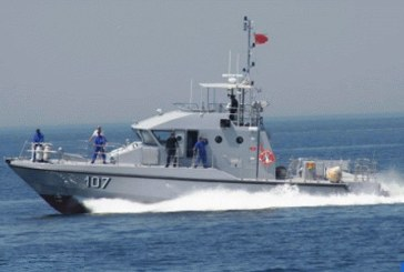 Migration illégale : La Marine royale porte assistance à 16 embarcations en difficulté avec à bord 308 clandestins
