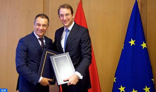 L'UE et le Maroc se félicitent du renforcement du partenariat agricole