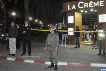 Report au 4 décembre prochain de l'examen de l'affaire du meurtre survenu dans un café à Marrakech